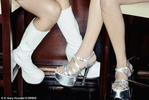 thin shoes